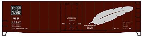 Accurail ACU5137 HO KIT 40' AAR Plug Door Box, WP ()