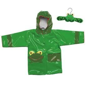 Kidorable, My First Raincoat - Frog - Size 2T