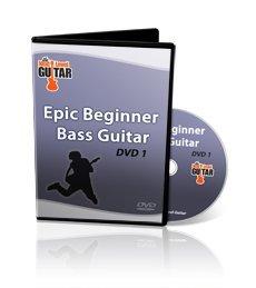 Epic Beginner Bass Mastery 5 DVD Course