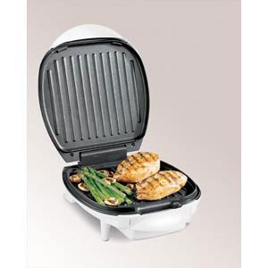 Hamilton Beach HealthSmart Indoor Grill - 25270 great for quick meals!!!