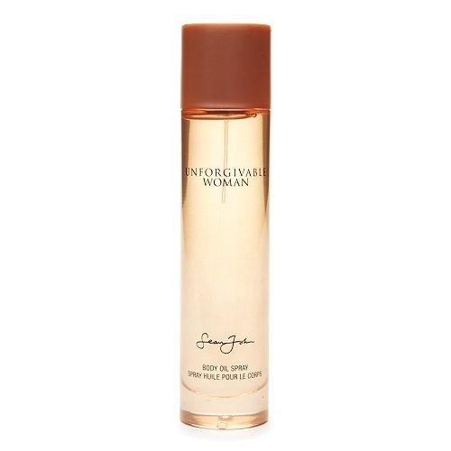 Sean John Unforgivable Woman Body Oil Spray 3.4 fl oz (100 ml)