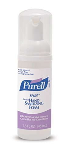 PURELL-SF607-Hand-Sanitizer-Foam-Pump-Bottle-Portable-Foaming-Hand-Sanitizer-45mL-Pump-Bottle-Case-of-3-5684-08-EC