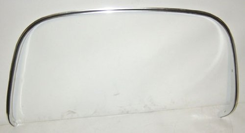 OE Replacement Chevrolet/GMC Front Passenger Side Wheel Opening Molding (Partslink Number GM1291101)