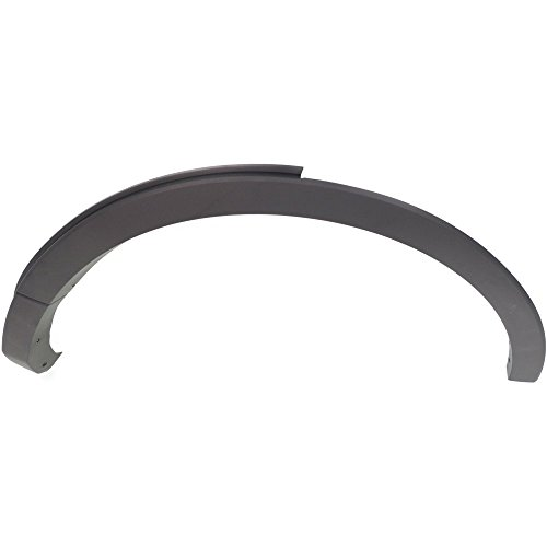 Rear Wheel Opening Molding for Ford Explorer/Explorer Police 11-18 Left Textured