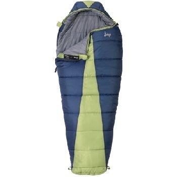 Slumberjack Latitude 0F Regular Right Sleeping Bag, Outdoor Stuffs