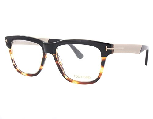 Tom Ford Eyeglasses TF 5372 Eyeglasses 005 Dark Tortoise - Glasses Tom Ford Womens