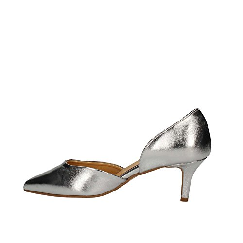 GRACE SHOES 9629 Decollete' Donna Grigio 37