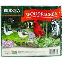 Birdola 54328 Woodpecker Seed Cake, 2 LB 5 oz (Cake Birdola Woodpecker)