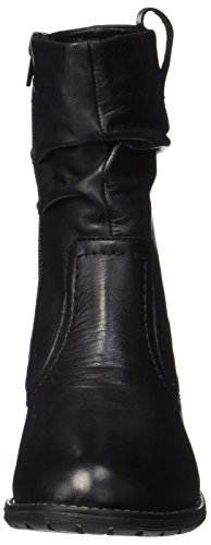 Delle Biker Nero Remonte Boots Donne 02 R3367 schwarz Schwarz AEafwA