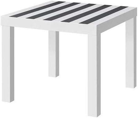 Mesa Auxiliar IKEA Lack para Sala de Estar, Dormitorio, Mesa ...