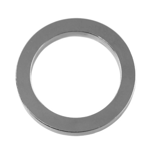 Applied Magnets 1-pc, Grade N42, Strong NdFeB Neodymium Magnet Ring, 4