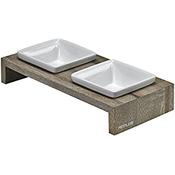 Pet Supplies Bowsers Artisan Diner Double Feeder X