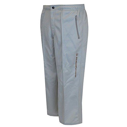 メンズ ジャージパンツ DUNLOP(ダンロップ) ブリスター 3レングス ストレートパンツ Mサイズ股下65cm グレー