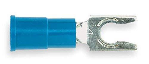 3M(TM) Scotchlok(TM) Locking Fork Vinyl Insulated, Pack of 100, MV14-8FLX