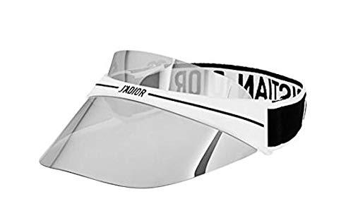 GREY Gafas VISOR WHITE Sol Dior DIORCLUB1 unisex SILVER de pnwnxY