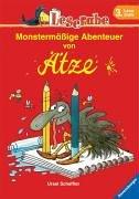 Leserabe. Monstermäßige Abenteuer von Ätze. 3. Lesestufe, ab 3. Klasse (Leserabe - Sonderausgaben)