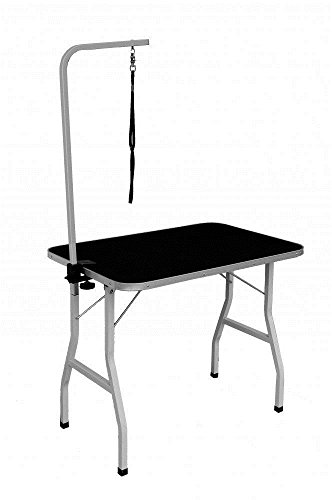 NEW Large Adjustable Pet Dog Cat Grooming Table W/Arm&Noose Rubber Mat Waterproof and - Calgary To Maui