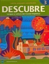 Descubre, Level 3, Teacher's Annotated Edition, Media Edition, 9781605761015, 160576101X, 2011