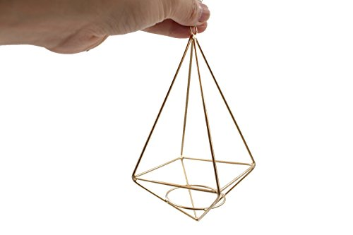 GUchina Container Freestanding Tillandsia Plant Octahedron product image