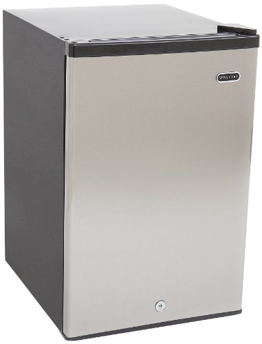 - Whynter CUF-210SS Energy Star Upright Freezer, 2.1 Cubic Feet