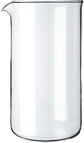 Bodum Spare Beaker Cristal de Repuesto, Centimeters, ø 9.6 cm