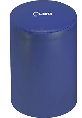 Rolo De Espuma 60 X 40 Cm - Azul Escuro, Carci