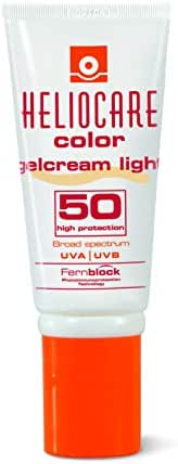 Heliocare Color Gelcream Light  SPF 50 / 50 ml