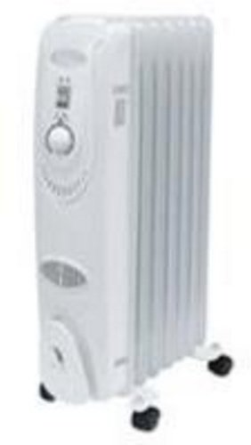 Crown Court Halogen 1200W Electric Heater