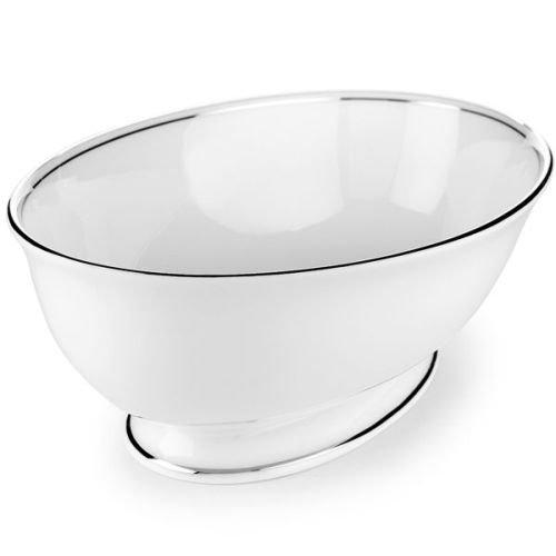 Lenox Federal Platinum Bone China Open Vegetable Bowl