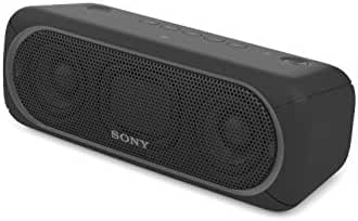 Sony XB30 Portable Wireless Speaker with Bluetooth, Black