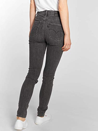 Levi's 721 High Rise Skinny W jean high-top black