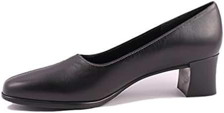 Munro American Womens Pump Heels Size 11.5 M M280281 Meredith Black Leather