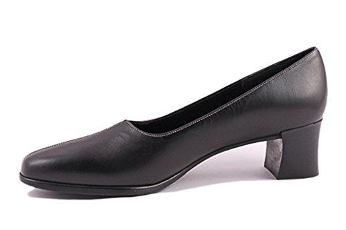 Munro Women's Black Leather Meredith 8.5 (Munro Shoes Women)