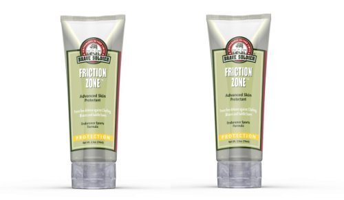 Brave Soldier Friction Zone Advanced Skin Protection, 2 Pack (2.5 oz) by Brave Soldier (Image #3)
