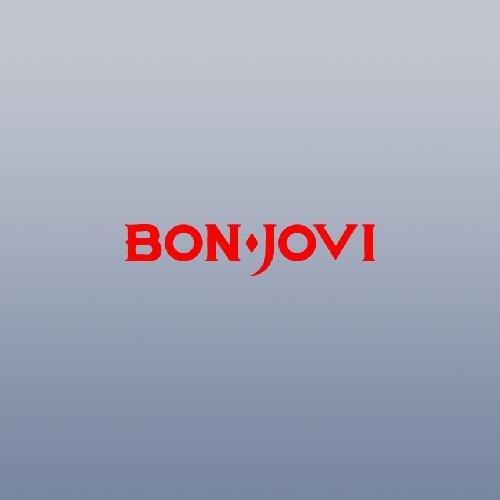 レッドデコレーション粘着ビニール装飾Die Cut自動ヘルメットデカールステッカー車ウィンドウBon Joviノートパソコンバイク車ホーム装飾壁ノートブック壁アートJon Rock Band B014AIC5SW  - -