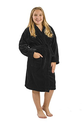 byLora Terry Bathrobe Cotton Hooded product image