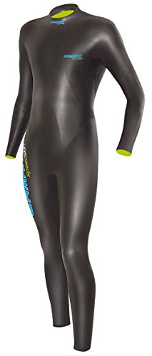 Camaro Speed skin Overall junior Wetsuits, Black, Medium by Camaro