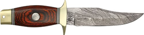 Colt Fixed Blade Side Arm Hunter – Damascus, Outdoor Stuffs