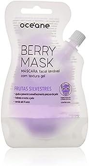 Berry Mask-Máscara Facial Frutas Silvestres./Unica, Océane