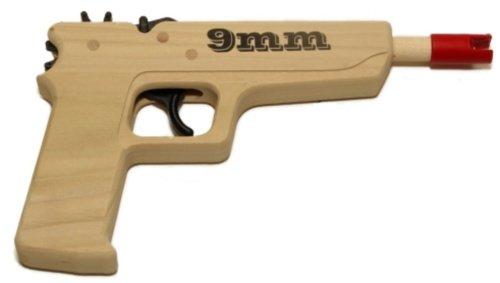 Magnum Enterprises 9mm Pistol Rubber Band Gun
