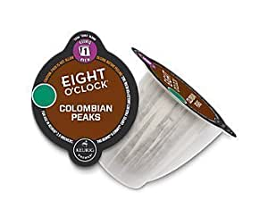 Artmusekitsmikash Eight O Clock Coffee Colombian Peaks