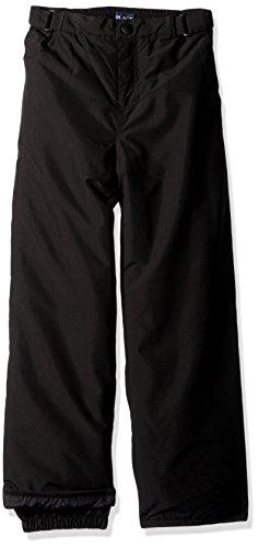 The Children's Place Big Girls' Ski Pant, Black, (Big Ski Pant)