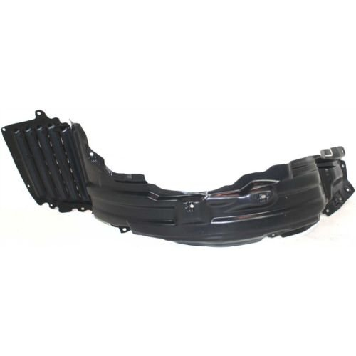 MAPM - LANCER 08-13 FRONT SPLASH SHIELD LH, w/o Turbo, HDPE - MI1248121 FOR 2008-2013 Mitsubishi Lancer