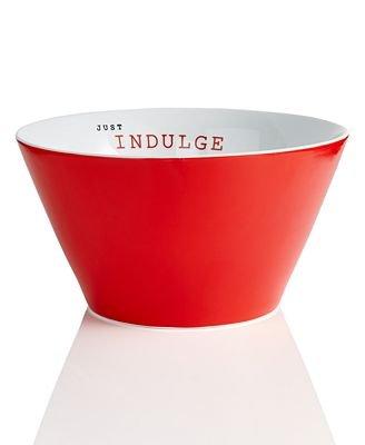 popcorn bowl ceramic - 4