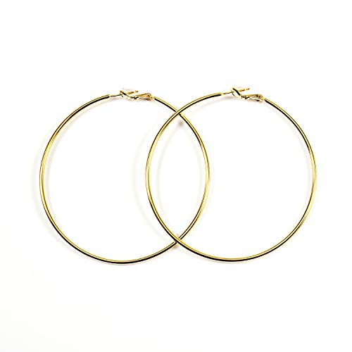 RIMAYZI 18K Gold Plated Earrings for Women dangle / 925 Silver Needle | Birthday Valentines Jewelry Gifts for Women Mom Wife Girls Sister (Fashion 4#)