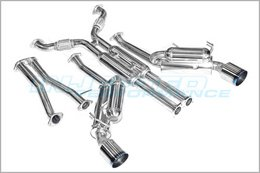 - HKS 32009-BN002 Hi-Power Exhaust