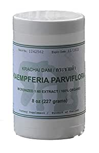 Tongkatali.org's Kaempferia Parviflora Extract, 8 oz (227 Grams)