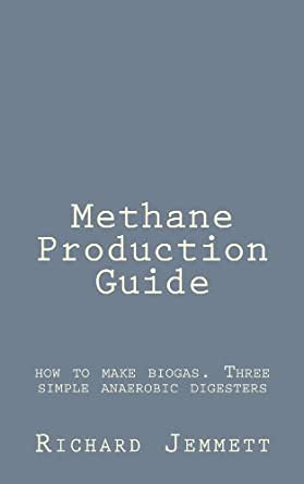 How to make methane at home