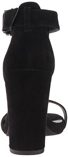Dress York Black Sandal Daisy New Kenneth Cole Suede Women's wAgPWZq