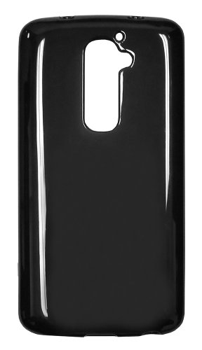 (Qmadix Flex-Gel Case for LG G2 - Retail Packaging -)